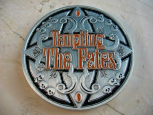 Tempting the Fates, a Chris Mackey coin